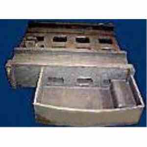 供应切削钢、不锈钢和合结钢铸件
