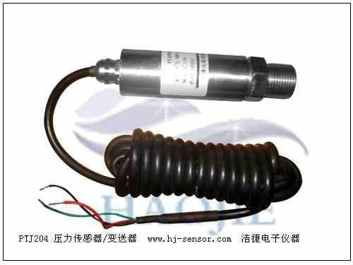 污水潜水泵水压传