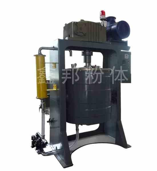 鑫邦生产型搅拌球磨机