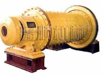 节能石英砂球磨机