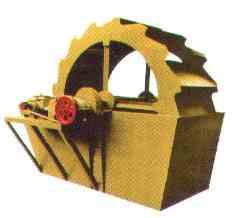 供应XS轮斗洗砂机
